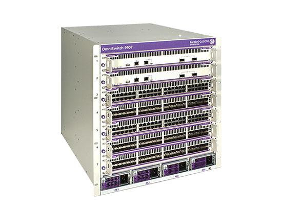 Alcatel OmniSwitch 9900 Modular LAN Chassis