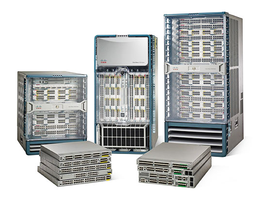 Cisco Nexus 7000 Series Switches