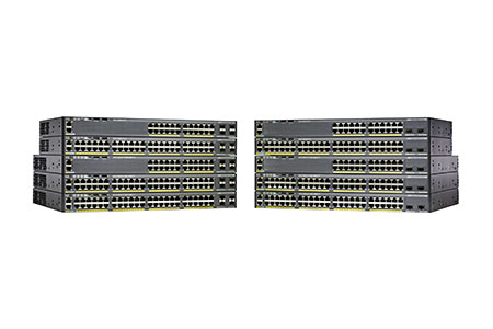 Cisco Catalyst 2960-X and XR Series
