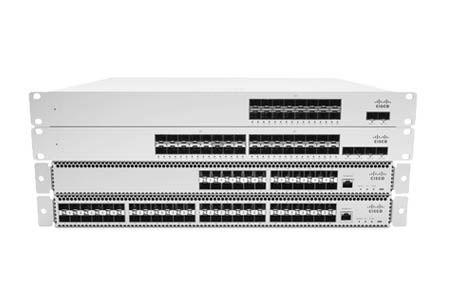 Meraki MS Series