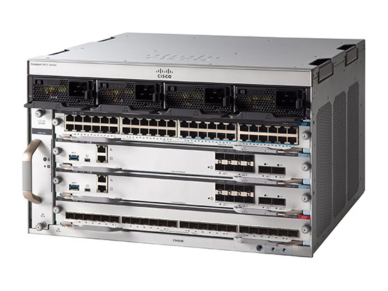 Cisco Catalyst 9400 Series Switches