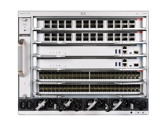 Cisco Catalyst 9600 Series Switches