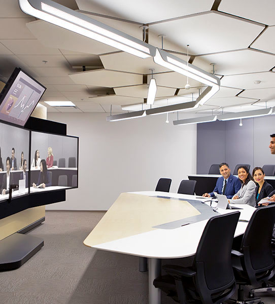 Immersive Telepresence Workspace