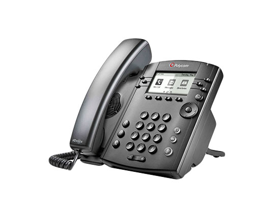 Polycom VVX 300 Series Business Media Phones