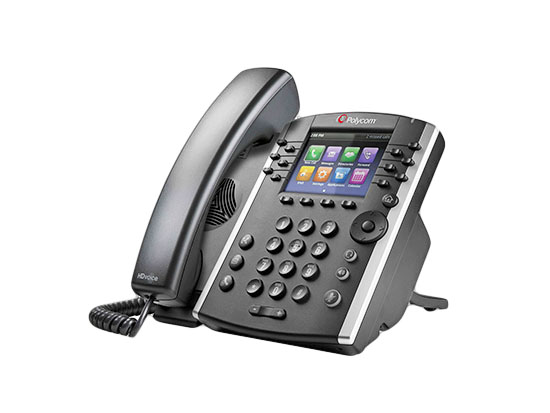 Polycom VVX 400 Series Business Media Phones